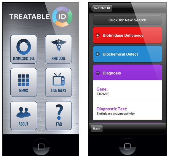 TIDE-BC App